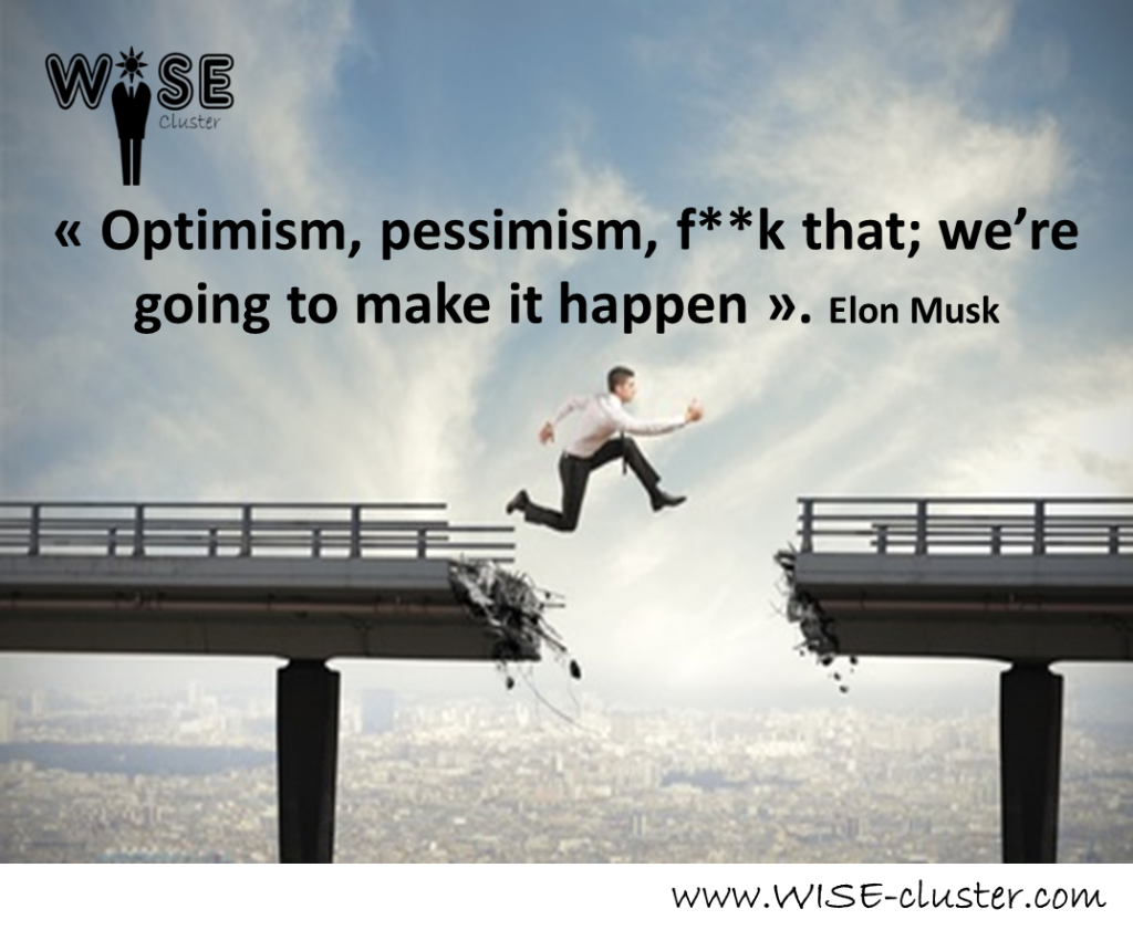 Elon Musk Quote Startup Wise Cluster